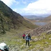 Blackmare to Carrauntoohil