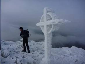 Galtees Snow 2009
