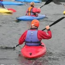 Kayaking 2007