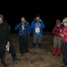 Night Navigation Practice & Derryclare H.S.