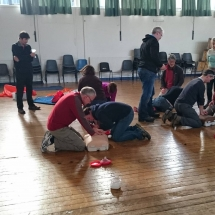 REC First Aid 2015